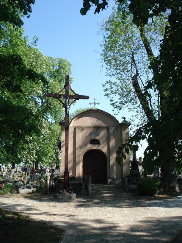 2007-05-20 Stara Rawa - cmentarz parafialny (2)