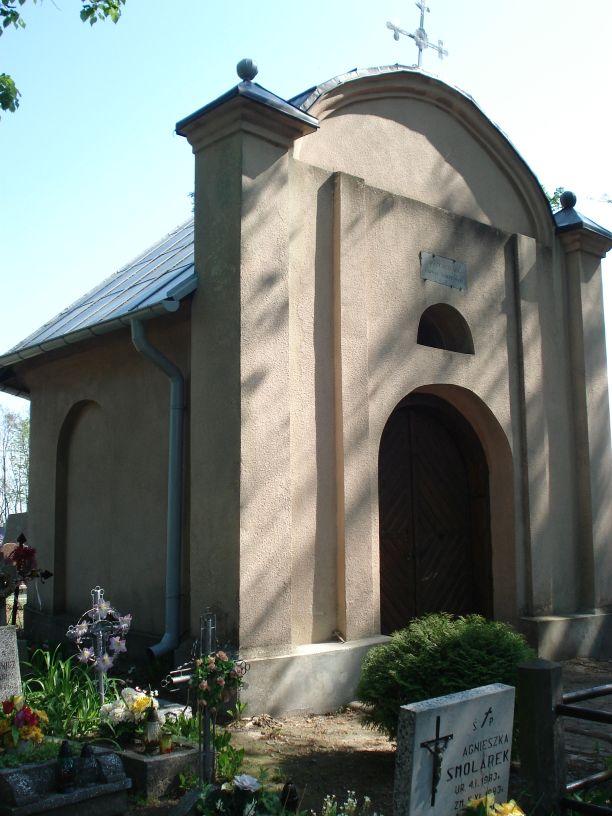 2007-05-20 Stara Rawa - cmentarz parafialny (5)