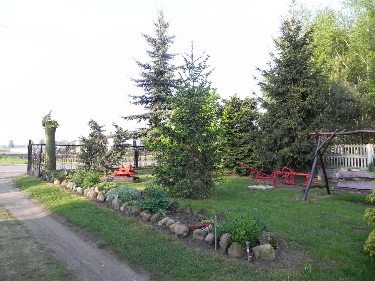 Galeria zdjęć Sochowej Zagrody - podwórko i przyroda (24)