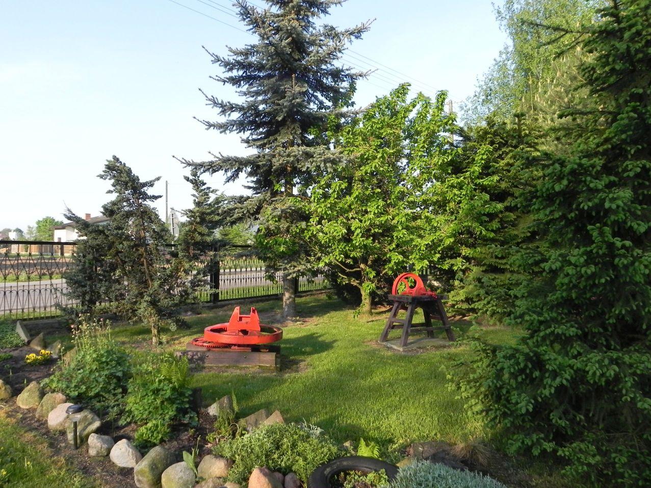 Galeria zdjęć Sochowej Zagrody - podwórko i przyroda (38)