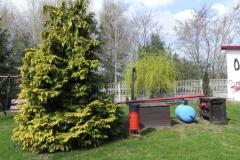 Galeria zdjęć Sochowej Zagrody - podwórko i przyroda (7)