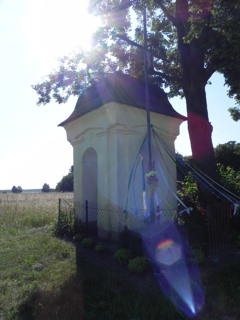 2011-06-26 Wielka Wola kapliczka nr1 (5)