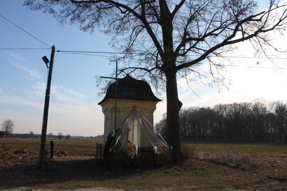 2019-02-28 Wielka Wola kapliczka nr1 (1)