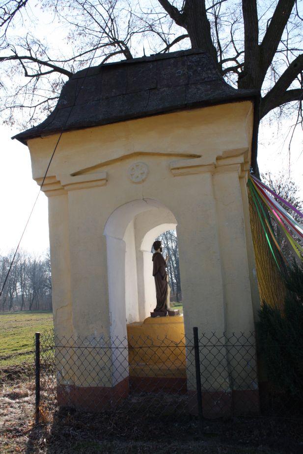 2019-02-28 Wielka Wola kapliczka nr1 (20)