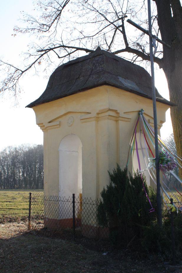 2019-02-28 Wielka Wola kapliczka nr1 (22)