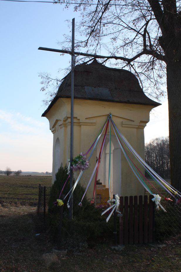 2019-02-28 Wielka Wola kapliczka nr1 (4)