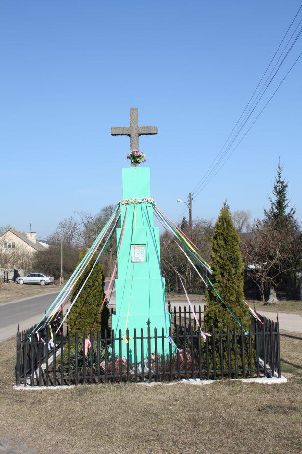 2019-02-28 Wielka Wola kapliczka nr2 (8)