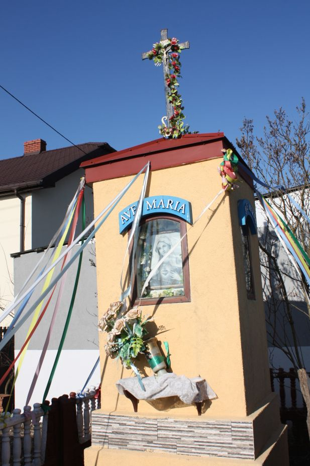 2019-02-28 Wielka Wola kapliczka nr3 (2)
