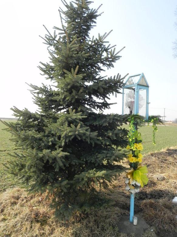 2018-03-25 Wylezinek kapliczka nr1 (1)