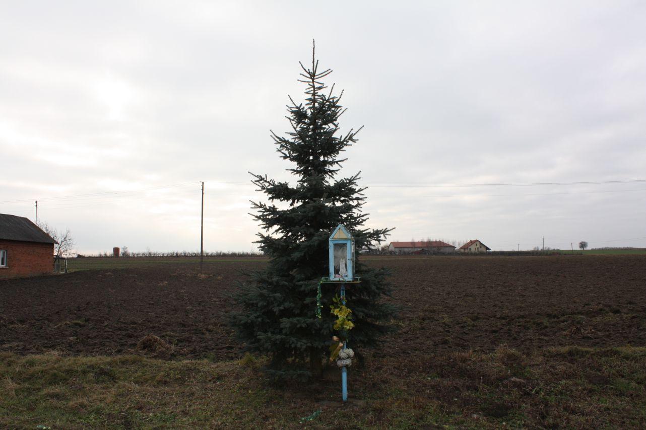 2018-12-23 Wylezinek kapliczka nr1 (2)