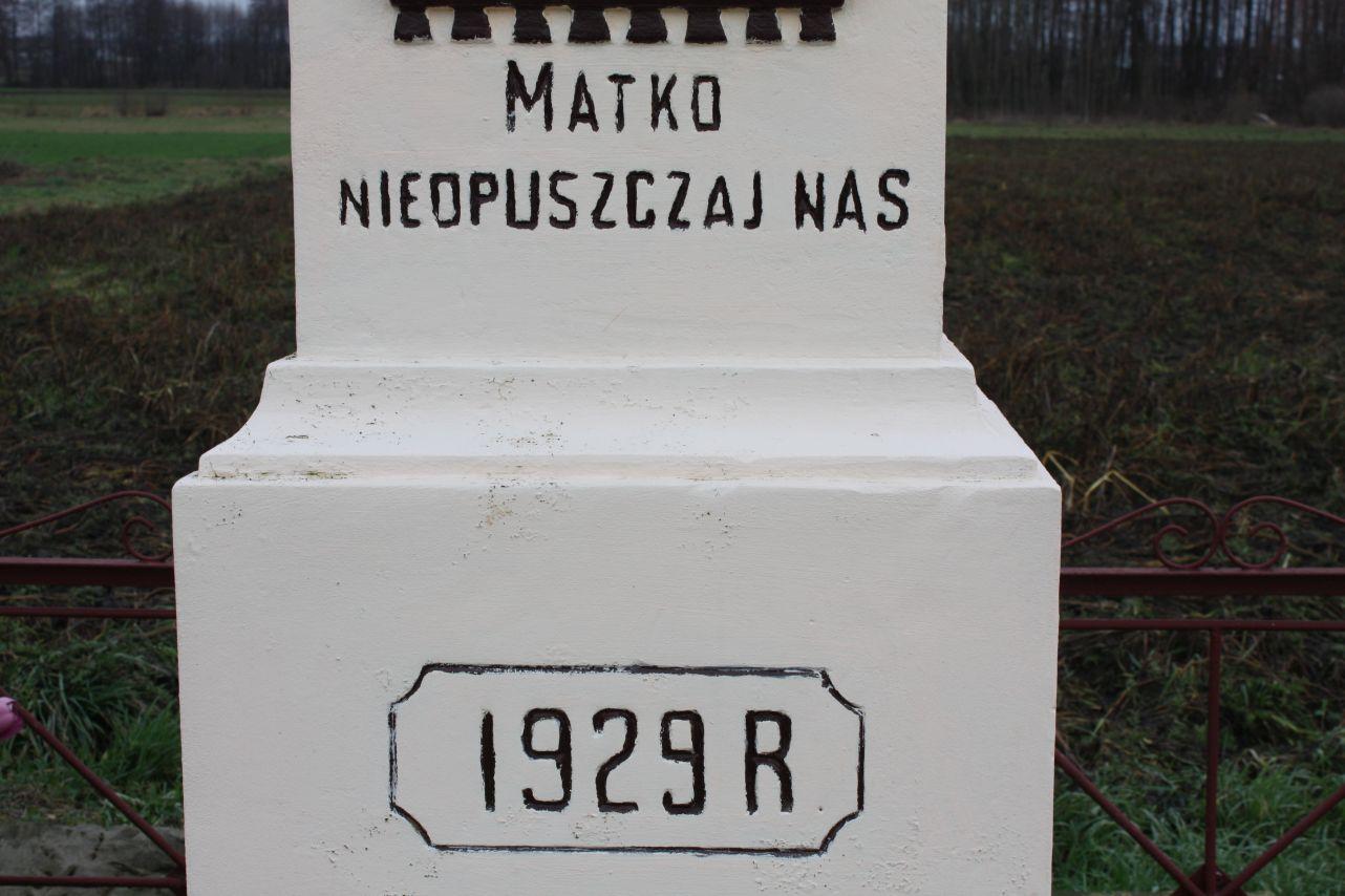 2018-12-23 Wylezinek kapliczka nr2 (6)
