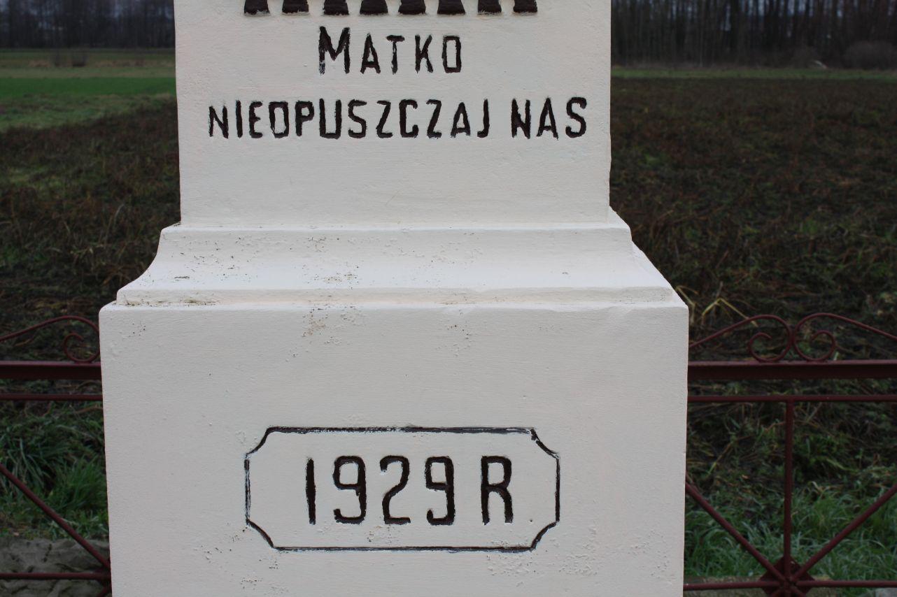 2018-12-23 Wylezinek kapliczka nr2 (7)