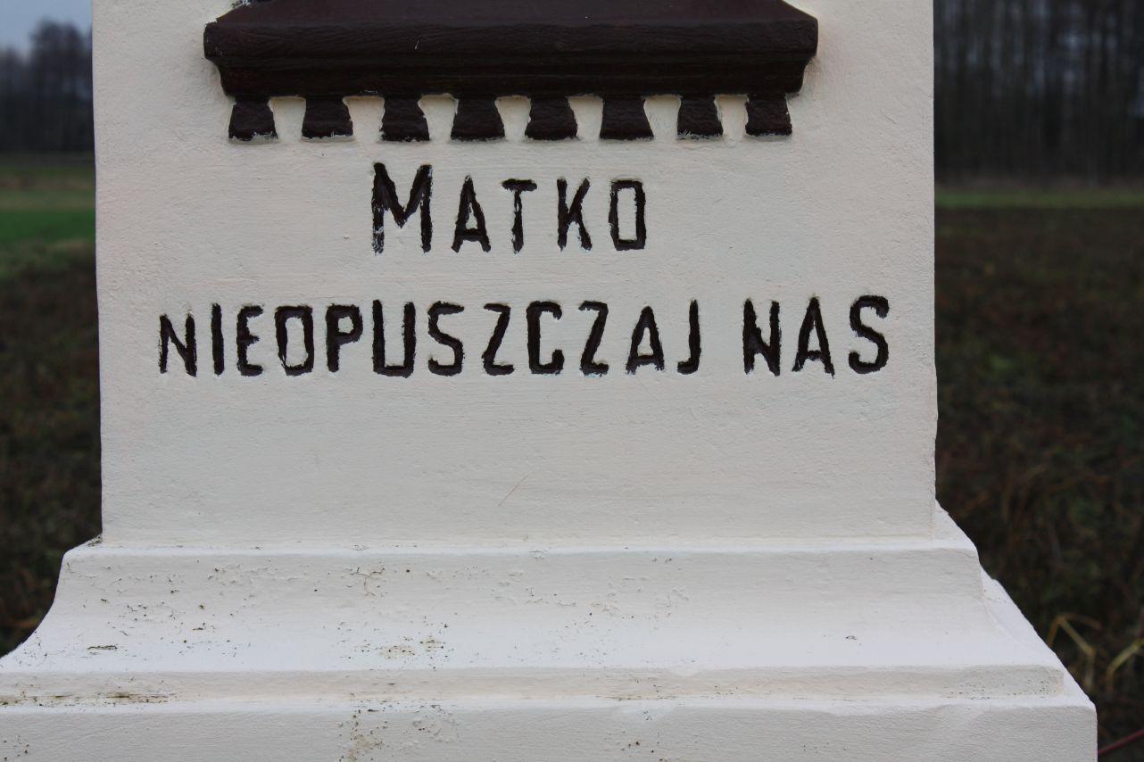 2018-12-23 Wylezinek kapliczka nr2 (9)
