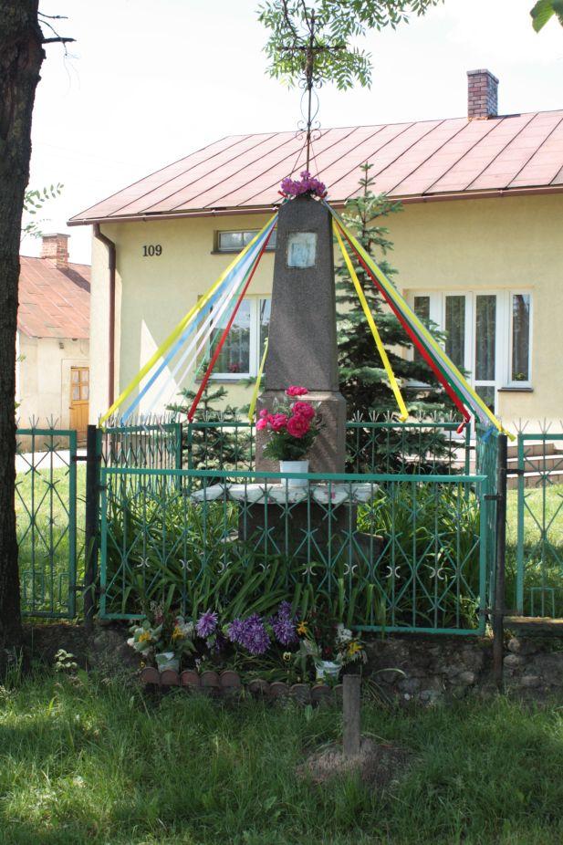 2018-05-20 Wysokienice kapliczka nr1 (4)