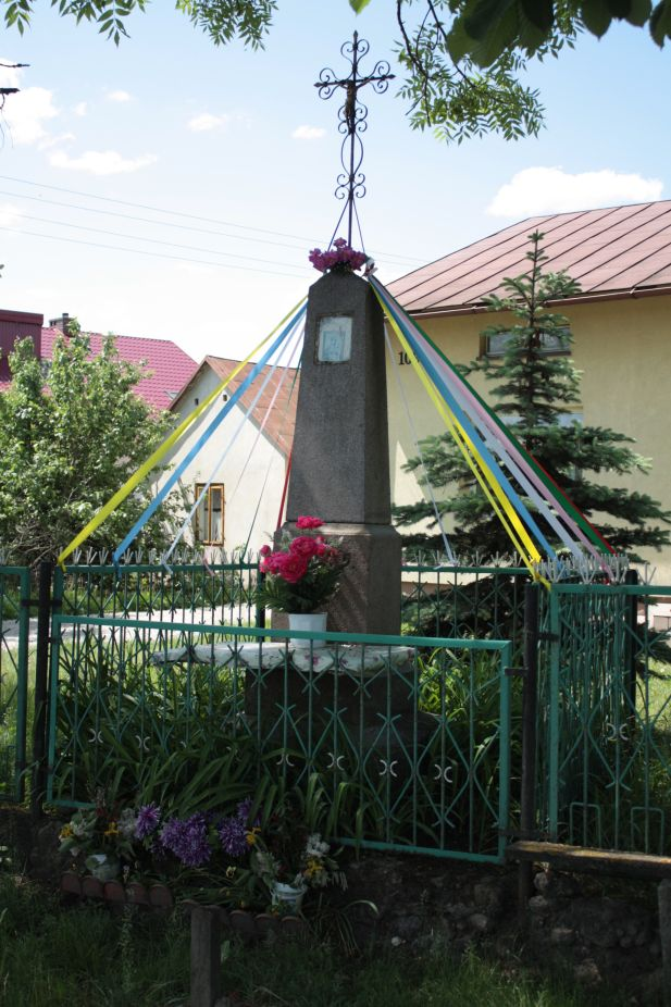 2018-05-20 Wysokienice kapliczka nr1 (5)
