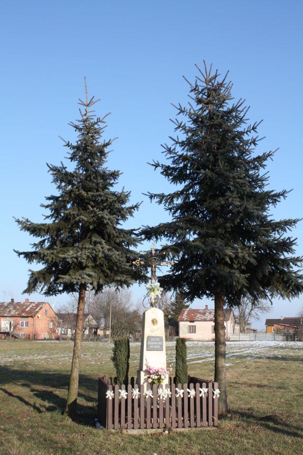2019-02-08 Wysokienice kapliczka nr2 (2)