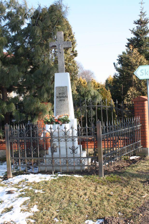 2019-02-08 Wysokienice kapliczka nr3 (2)