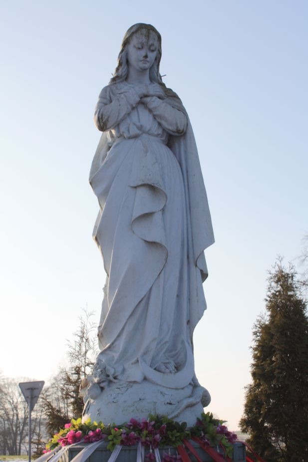 2019-02-08 Wysokienice kapliczka nr4 (5)
