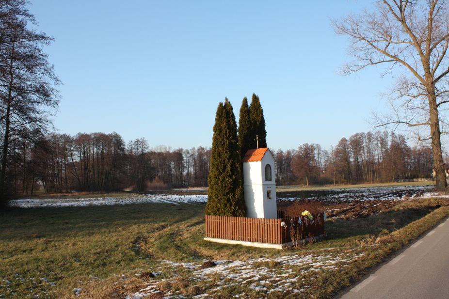 2019-02-08 Wysokienice kapliczka nr6 (1)