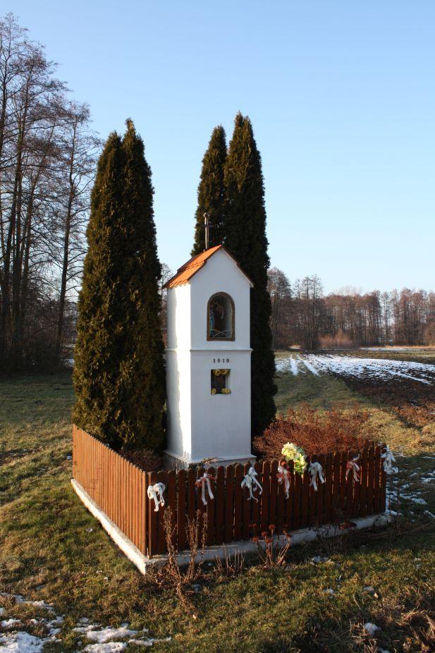 2019-02-08 Wysokienice kapliczka nr6 (14)