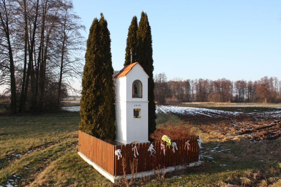 2019-02-08 Wysokienice kapliczka nr6 (15)