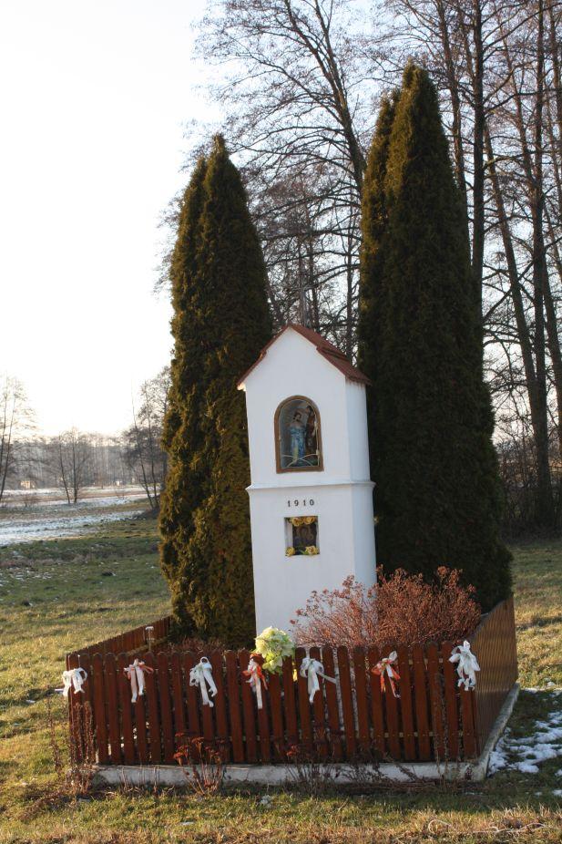 2019-02-08 Wysokienice kapliczka nr6 (4)