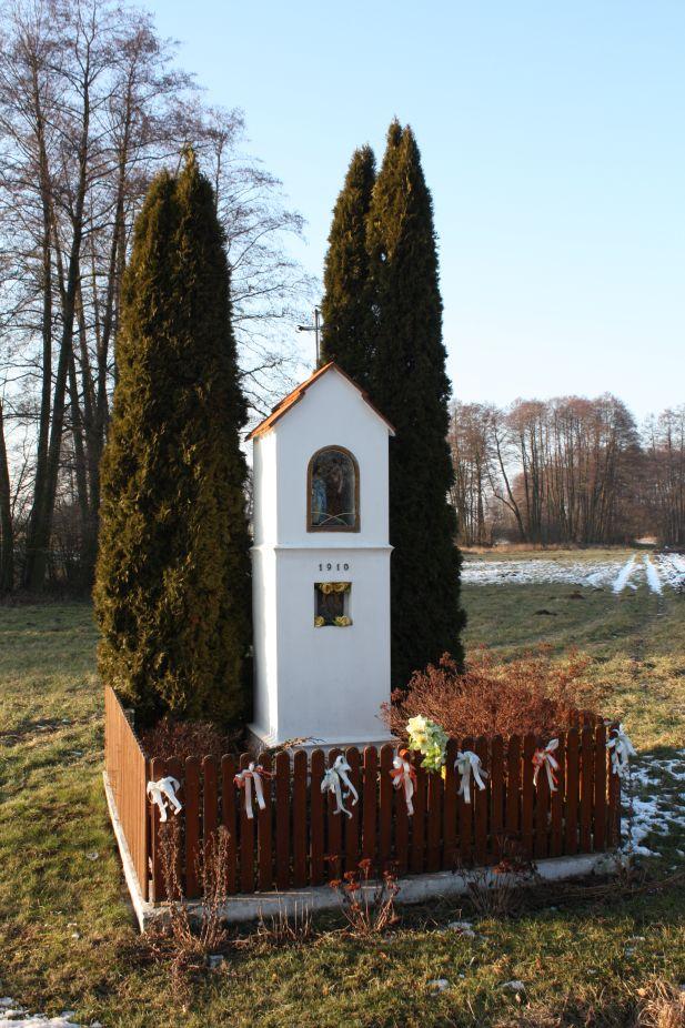 2019-02-08 Wysokienice kapliczka nr6 (5)