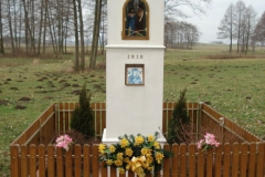 2007-01-01 Wysokienice kapliczka nr6 (1)