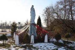 2019-02-08 Wysokienice kapliczka nr4 (1)