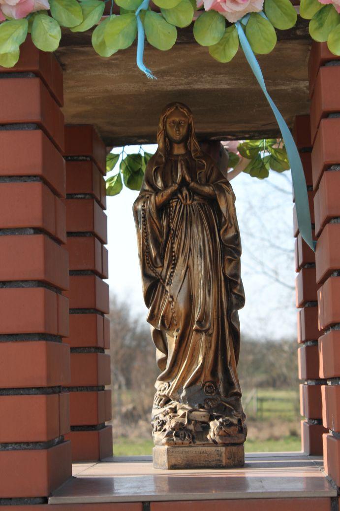 2019-03-31 Wólka Jagielczyńska kapliczka nr1 (6)