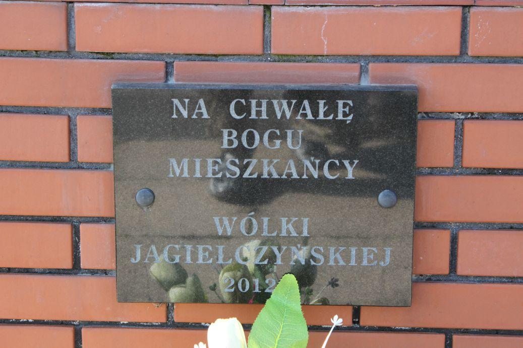 2019-03-31 Wólka Jagielczyńska kapliczka nr1 (7)