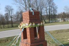 2019-03-31 Wólka Jagielczyńska kapliczka nr1 (4)