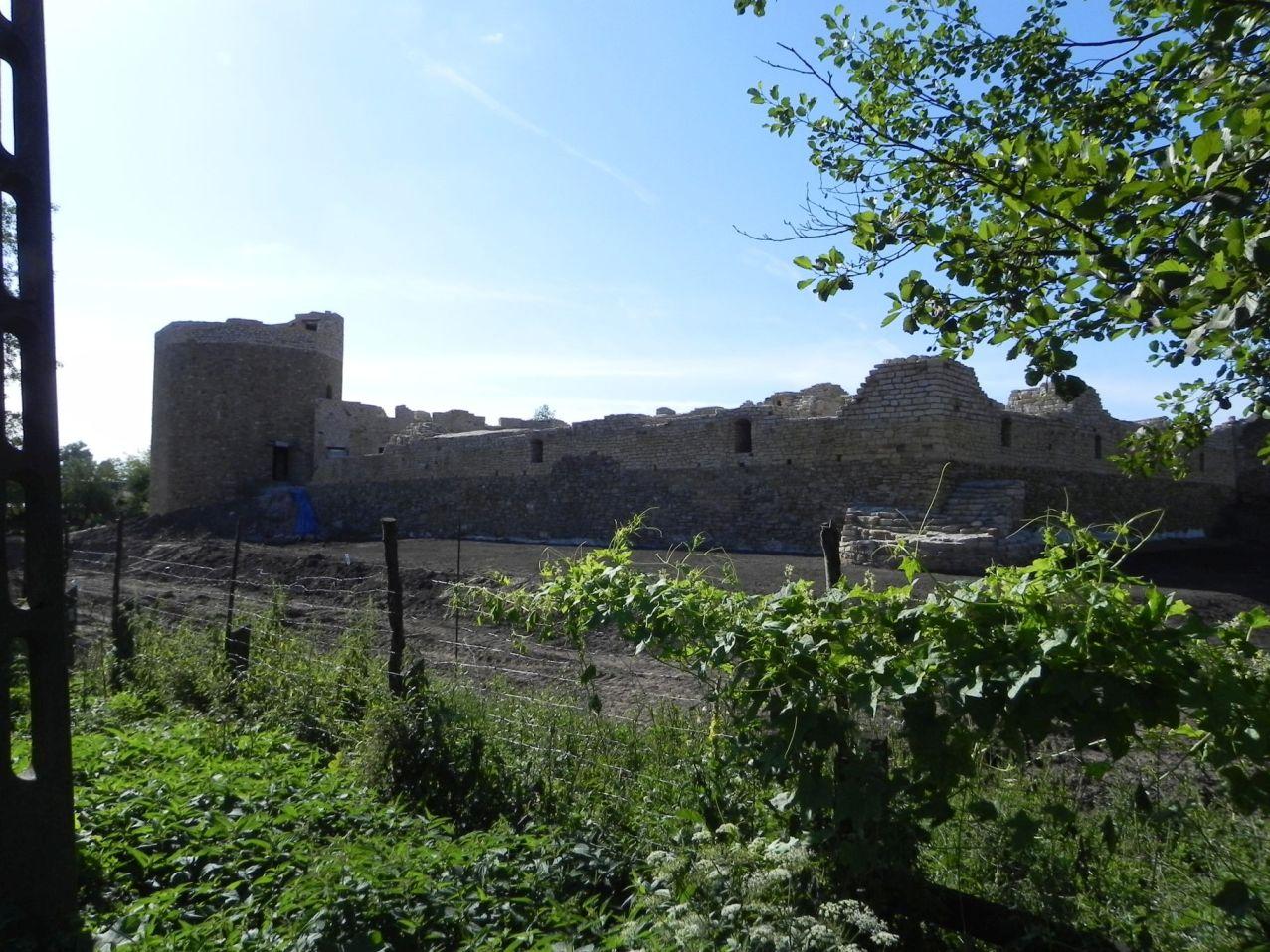 2012-07-22 Inowłódz - Ruiny zamku (15)