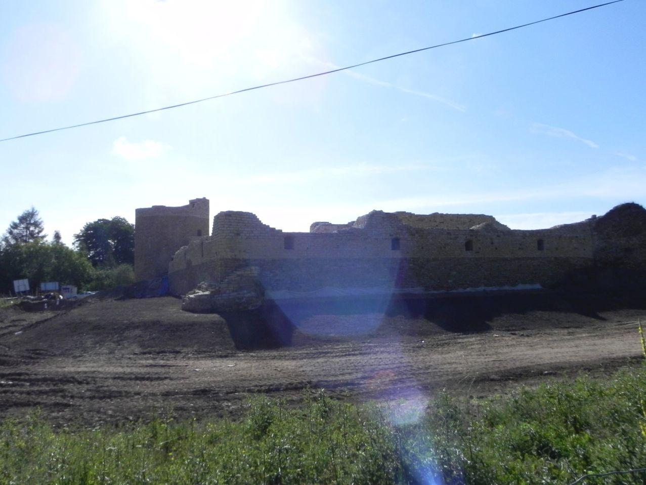 2012-07-22 Inowłódz - Ruiny zamku (23)