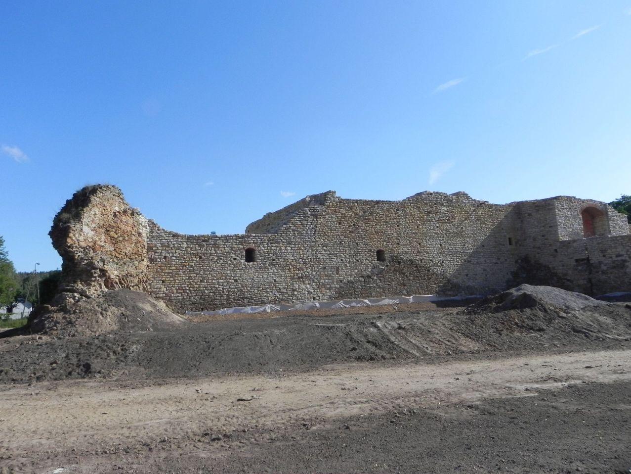 2012-07-22 Inowłódz - Ruiny zamku (31)