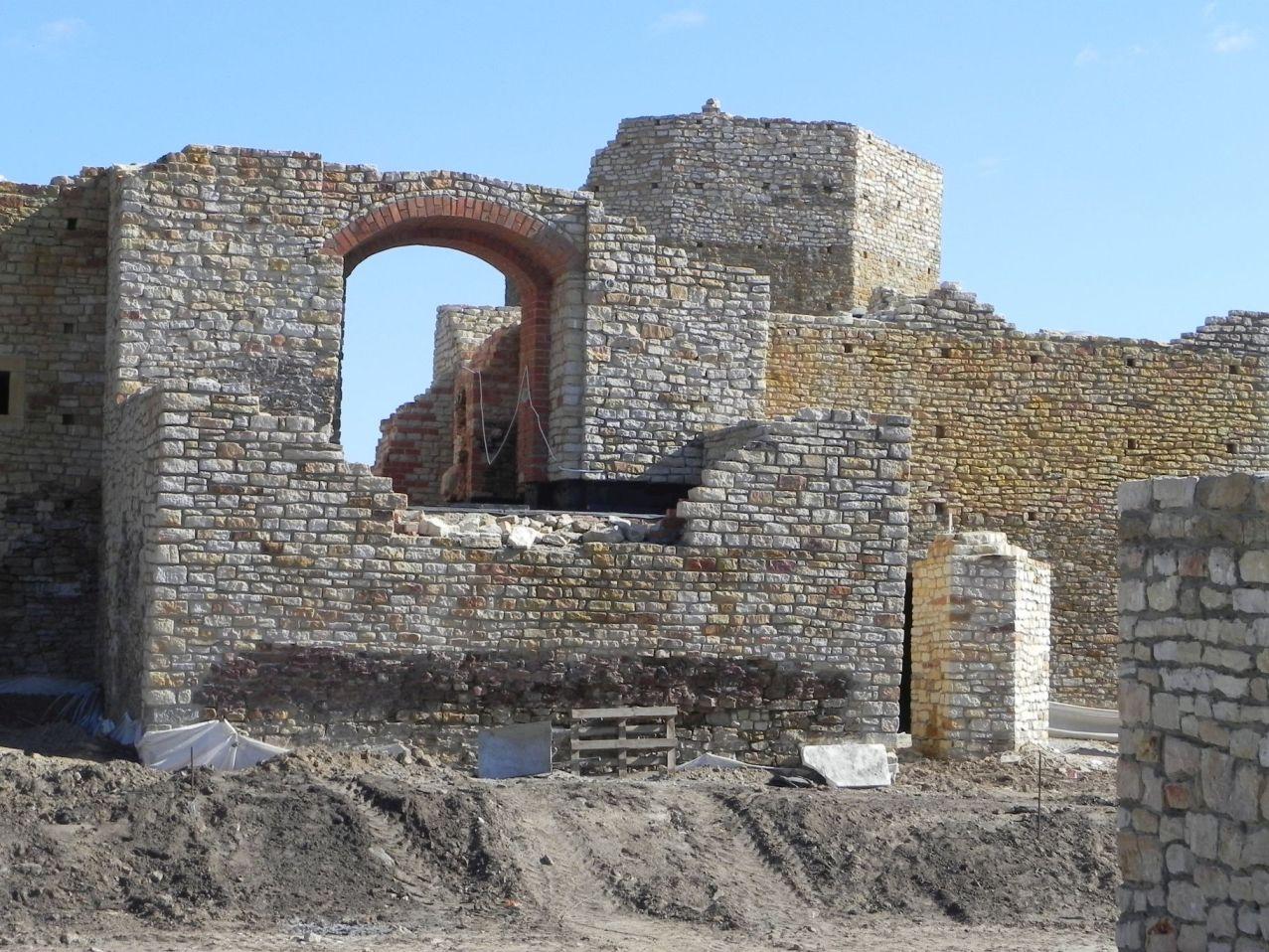 2012-07-22 Inowłódz - Ruiny zamku (40)
