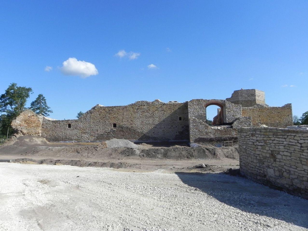 2012-07-22 Inowłódz - Ruiny zamku (46)