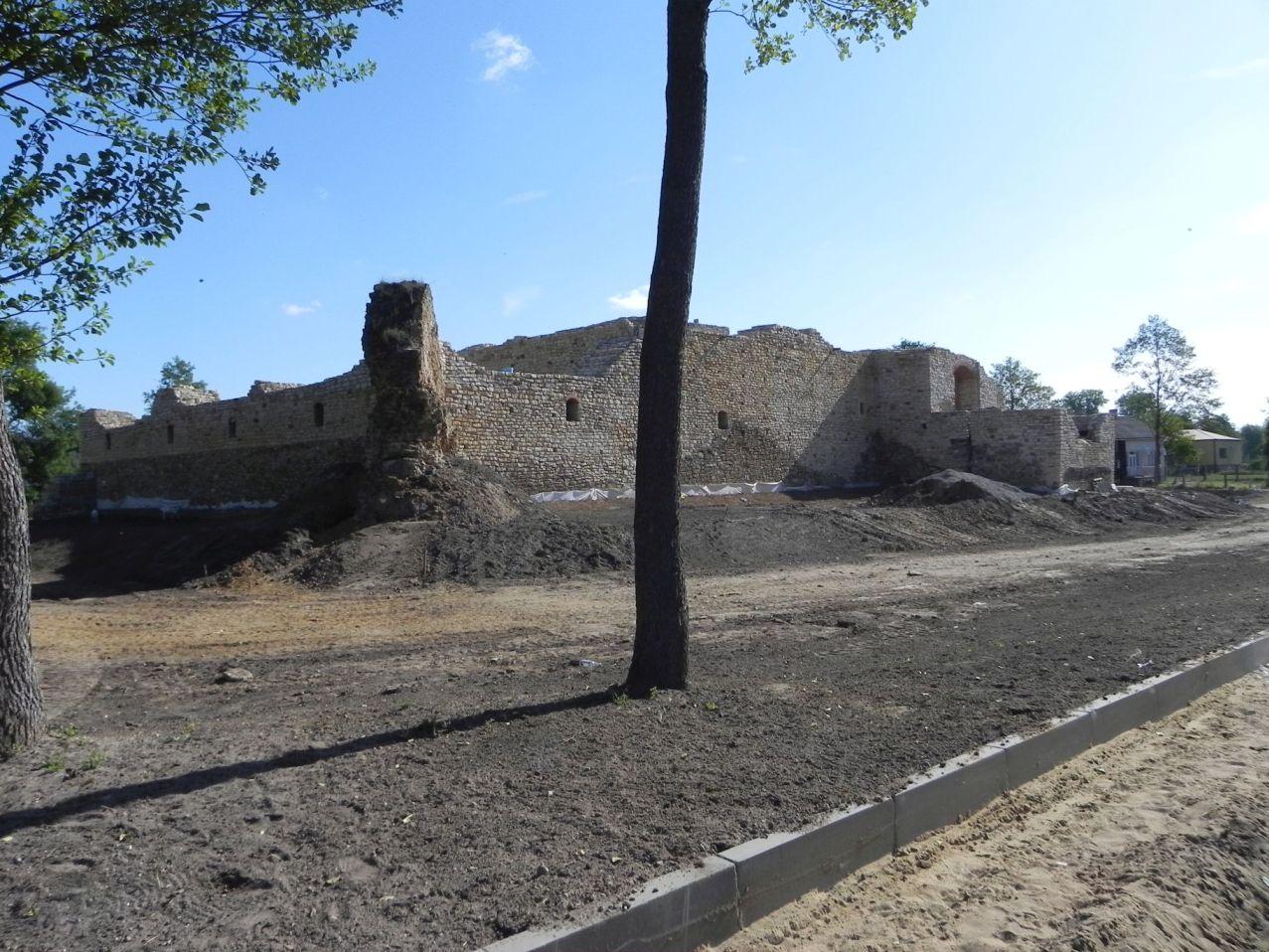 2012-07-22 Inowłódz - Ruiny zamku (54)