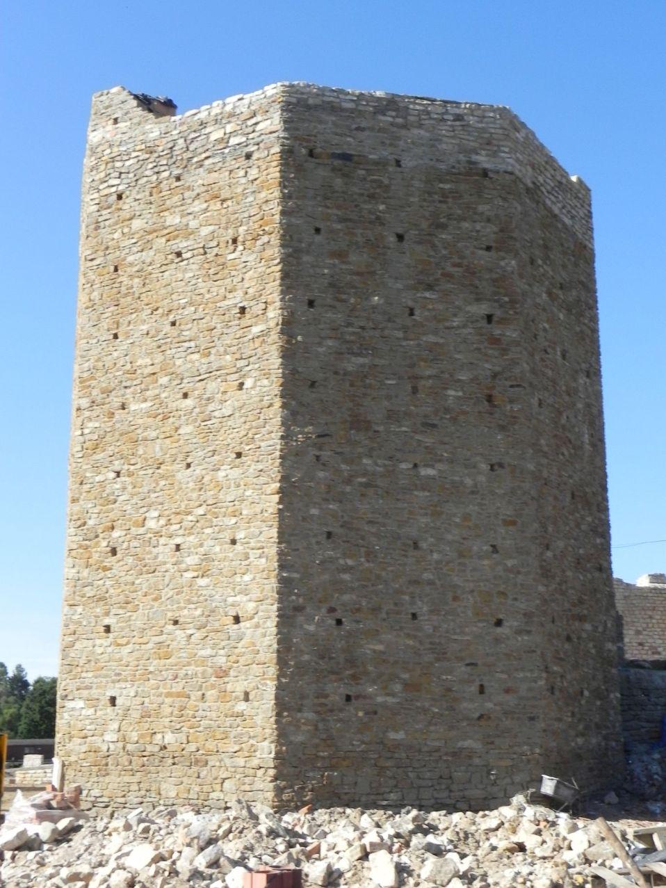 2012-07-22 Inowłódz - Ruiny zamku (6)
