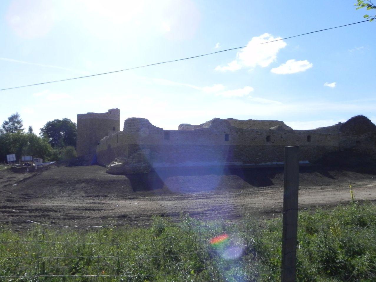 2012-07-22 Inowłódz - Ruiny zamku (64)