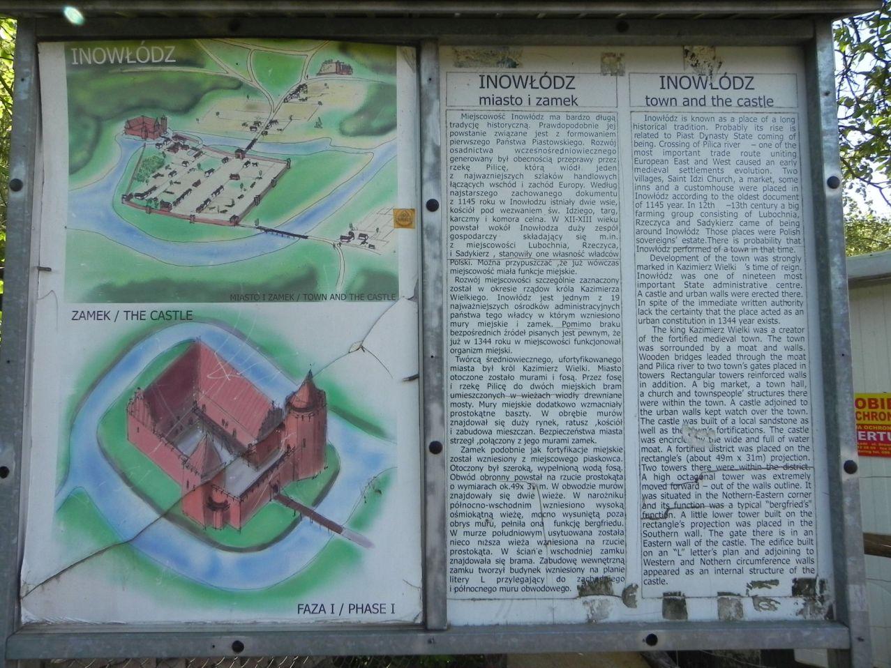 2012-07-22 Inowłódz - Ruiny zamku (65)