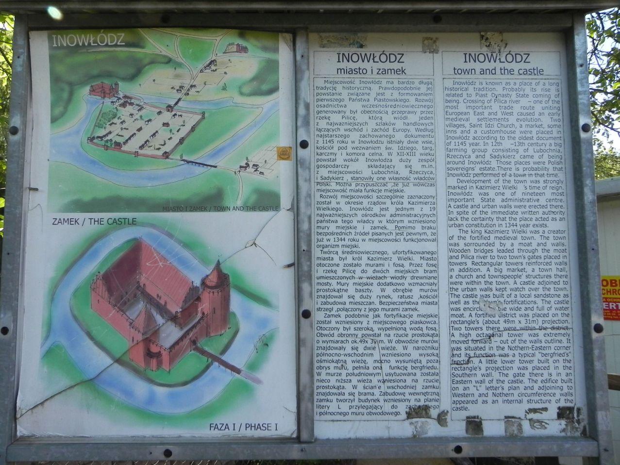 2012-07-22 Inowłódz - Ruiny zamku (66)
