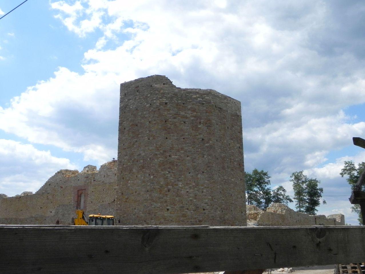 2012-07-22 Inowłódz - Ruiny zamku (74)