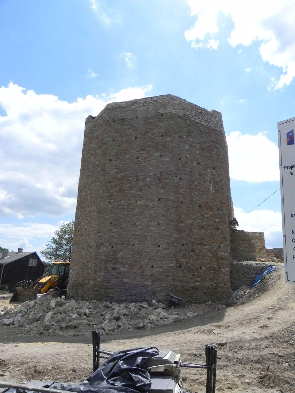 2012-07-22 Inowłódz - Ruiny zamku (75)