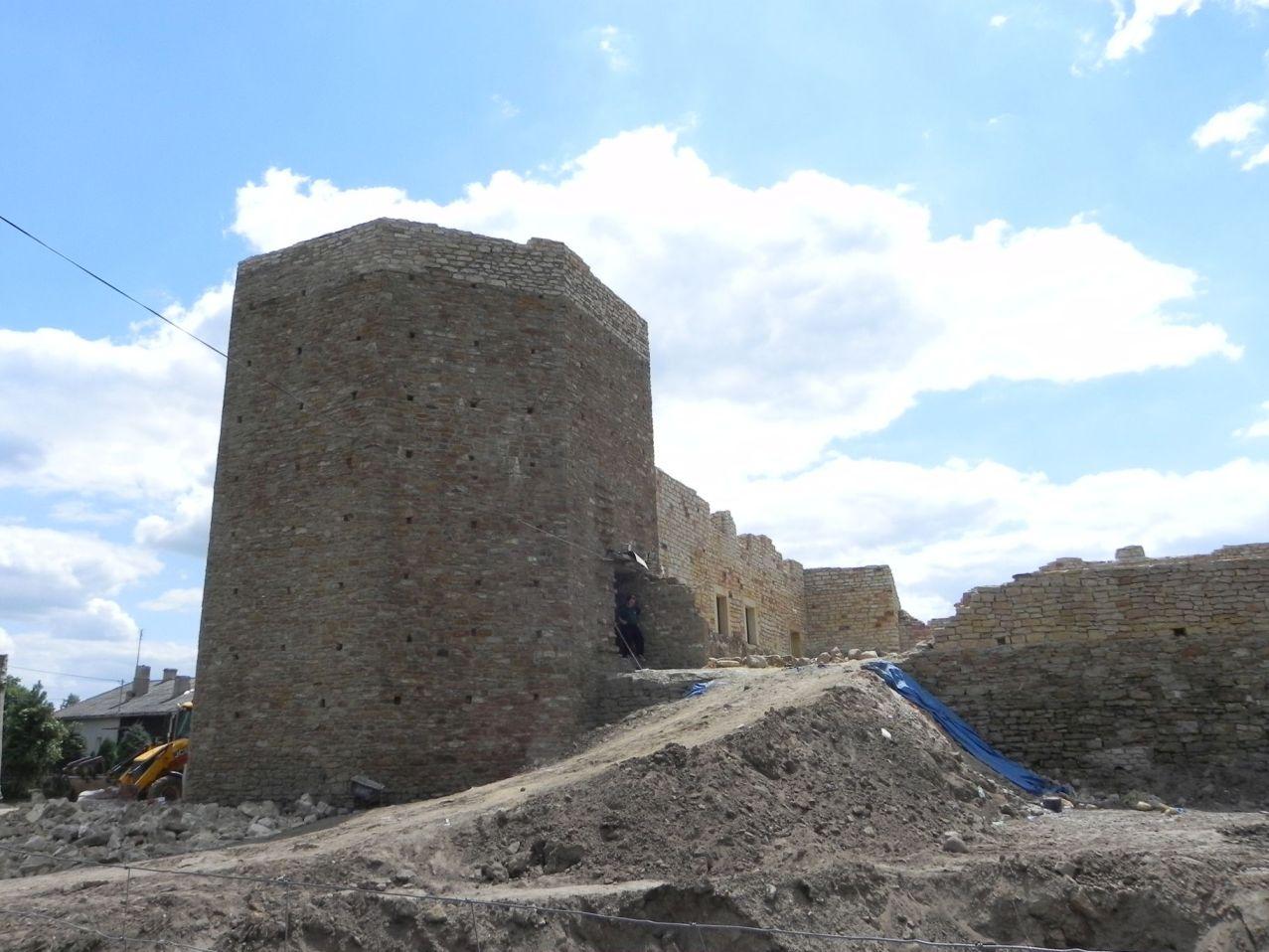 2012-07-22 Inowłódz - Ruiny zamku (76)