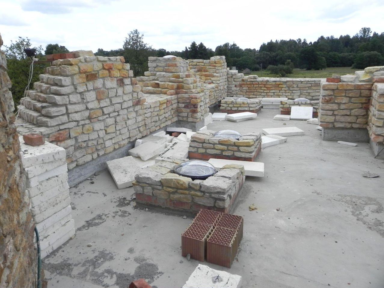 2012-07-22 Inowłódz - Ruiny zamku (85)