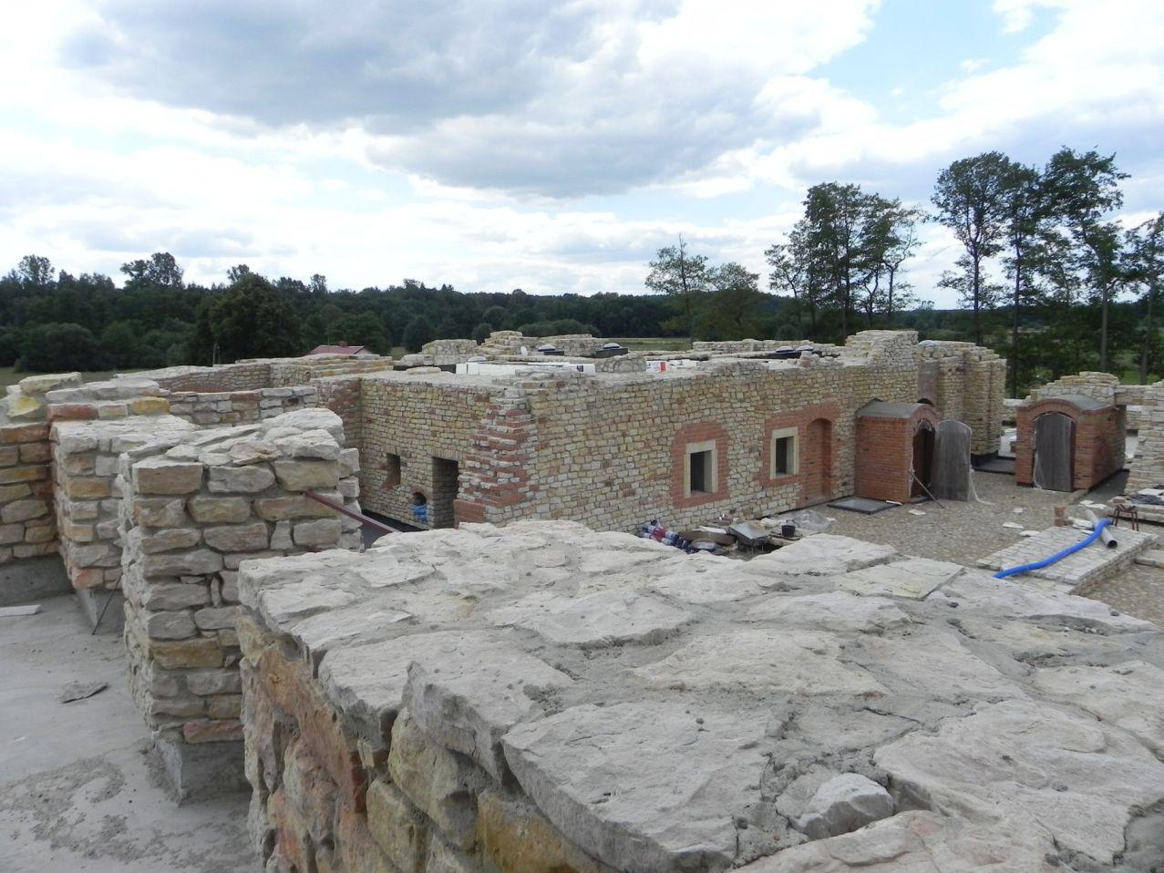 2012-07-22 Inowłódz - Ruiny zamku (87)