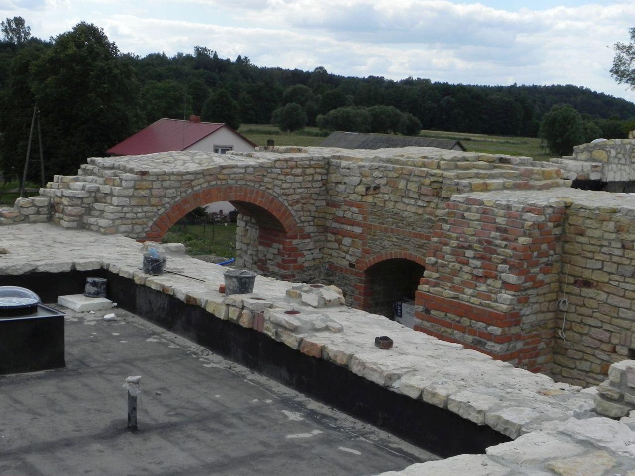2012-07-22 Inowłódz - Ruiny zamku (95)