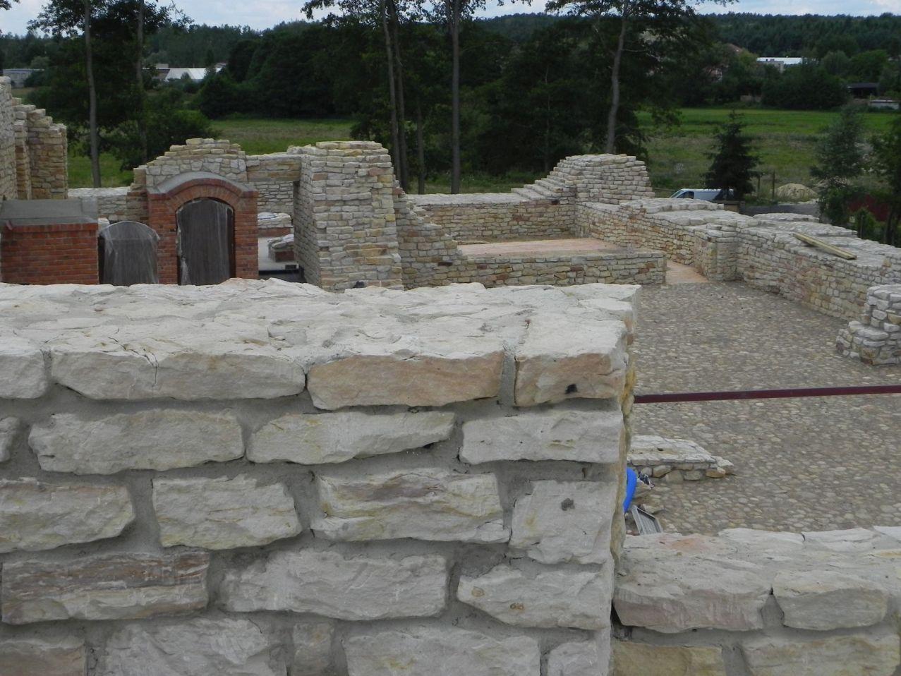 2012-07-22 Inowłódz - Ruiny zamku (96)