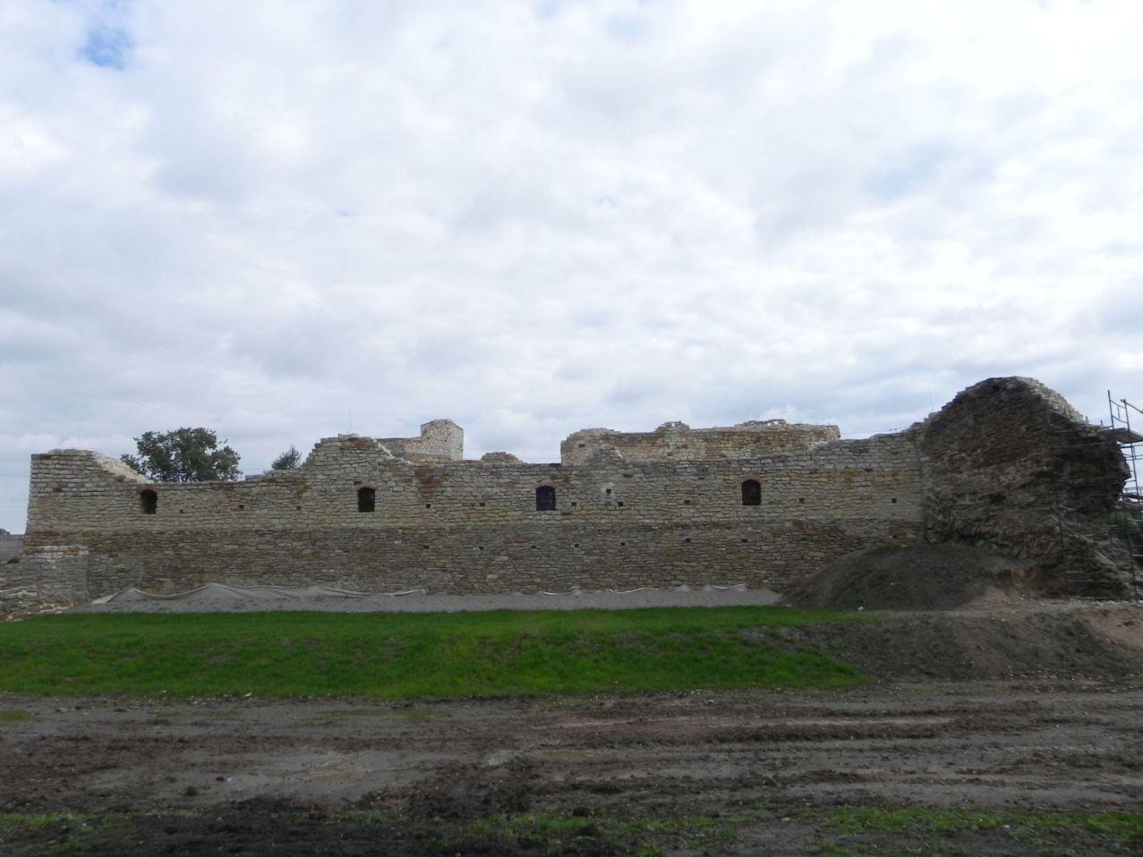 2012-09-16 Inowłódz - Ruiny zamku (21)